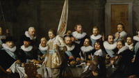Portrait Gallery of the Golden Age at Hermitage Museum Amsterdam