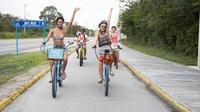 West Side Ride N' Snorkel Adventure in Cozumel