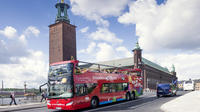 Stockholm Red Bus 24h Hop-On Hop-Off Ticket