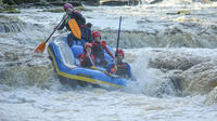 Whitewater Rafting on the River Dee from Llangollen