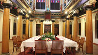 2-Night Private Tour: Famous Heritage Hotels Stay in Chettinad with Culinary Excursion from Tiruchirappalli
