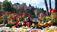 Malaga Tapas Tour with Visit Atarazanas Market