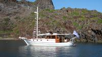 Go Fishing In Santorini