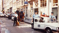 Red Light District Police Tour of Amsterdam