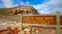 Cape of Good Hope Private Bike Tour from Cape Town