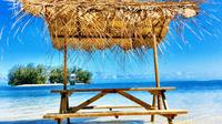 Moorea Lagoon Snorkeling Cruise by Traditional Polynesian Outrigger