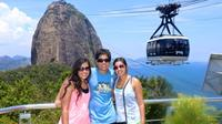 Custom Private Tour: Corcovado, Sugar Loaf, Lapa and Santa Teresa
