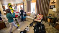 Helmet Rental for Skiers and Snowboarders