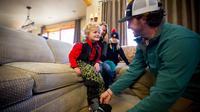Freeride Ski Rental Package from South Lake Tahoe