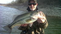 Guided Fishing Trip from Branson