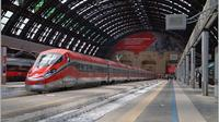 Fast Train E-Tickets from Milan to Venice, Florence, Rome, Naples, Bologna