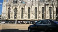 Milan 4 hours Mercedes Class E at disposal