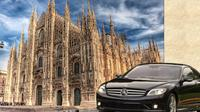 Private Half-Day Milan Tour with Car and Guide