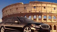 Private Transfer from Fiumicino Airport to Hotel in Rome Private Car Transfers
