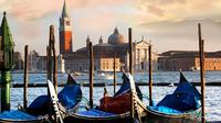 Private Venice Walking Tour and Gondola from Milan by Train