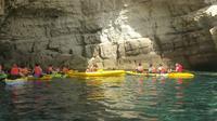 Kayak Tour of The Pirates Route in Cabo de Gata