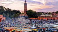 Private Guided Half-Day Marrakech City Tour