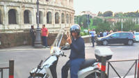 Liberty 125cc Scooter Rental in Rome