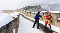Shore Excursion: 2-Day Private Beijing Sightseeing Tour from Taijin Cruise Port Private Car Transfers