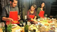 Barcelona Gothic Quarter Walking Tour and Cooking Workshop