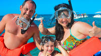 Private Catamaran: Reef Snorkel and Natural Swim Pool from Punta Cana