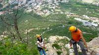 La Peña de Bernal Rock Climbing and Abseiling Adventure
