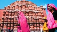 Half-Day Amber Fort and Sisodia Palace Garden Tour