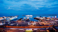 London Port Transfer: Heathrow Airport to Dover Seaport  Private Car Transfers