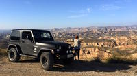 Highlights of the Province of Granada: Off-road adventures on Jeep Wrangler