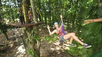 High Ropes Course Adventure in Jaco