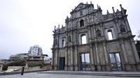 Day Tour to Macau with Hotel Pickup in Hong Kong Island