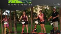 Diamond Head Trikke Guided Tour