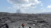 Hawaii Volcanoes National Park Waterfall and Lava Full-Day Tour from Hilo