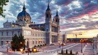 Madrid the great capital of the Austrias