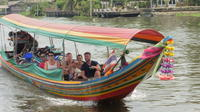 Half-Day Bangkok Bike Tour Including Lunch