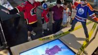 Canada's Sports Hall of Fame Admission