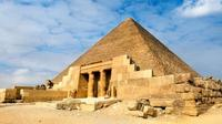 Private Tour: Pyramids, Sphinx, Sakkara Dahshur and Memphis from Cairo