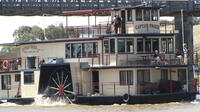 Murray River Lunch Cruise by Paddle Wheeler from Murray Bridge