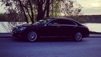 First Class Airport Limousine Transfer: Stockholm City to Bromma Airport Private Car Transfers
