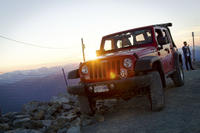 Blackcomb Glacier Safari by Jeep 4x4