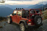 Blackcomb Sunset Jeep Tour