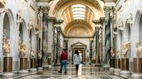 Private Early Bird Vatican and St Peter's Basilica Tour