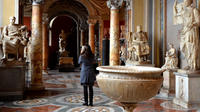 Private Vatican Hidden Gems Tour with Hotel Pick-up and Drop-off