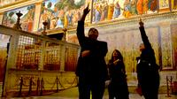 Private Vatican VIP Experience: Vatican Museums and Sistine Chapel Including Hotel Pickup  Private Car Transfers