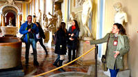 Skip-the-Line Hidden Gems Vatican Tour with Hotel Pick-up and Drop-off