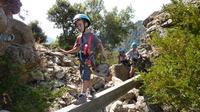 2Hour Kid Session of Via Ferrata-Tyrotrekking in Corsica