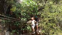 3 Hour Evasion Session of Via Ferrata-Tyrotrekking in Corsica