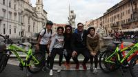 Rome Bike & Food City Tour