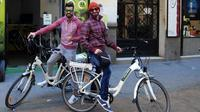 Madrid Highlights: Guided E-Bike Tour