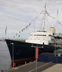 The Royal Yacht Britannia*